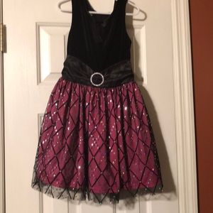 by & by Dresses - Girls holiday dress